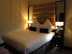 Best hotel bed I've slept on