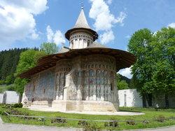 Voronet Manastırı