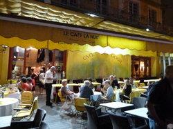 Le Café La Nuit