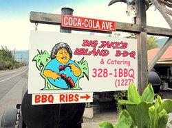 Big Jakes Island B-B-Q