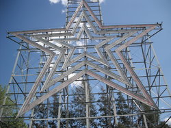 Mill Mountain Star & Park