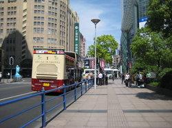 ビッグバスツアーズ(オープントップバス)上海