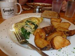 Genie's Cafe