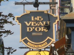 Restaurant Le Veau D'Or Enr