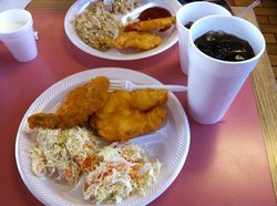 Lee's Fish & Rice