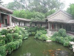 Beihai-promenaden (Beihai Gongyuan)