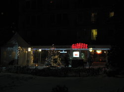 Giraffe Restaurant-Kneipe-Cafe