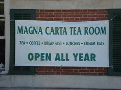 Magna Carta Tea Rooms
