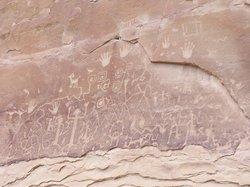 Petroglyph Point Hike