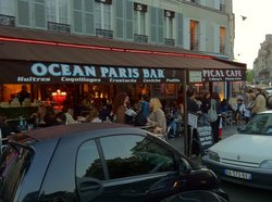 Ocean Paris Bar