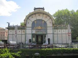 Otto Wagner Pavillon Karlsplatz