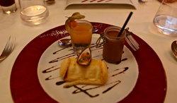 Chateau de Saulon Restaurant