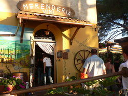 Da Paguro - Merenderia