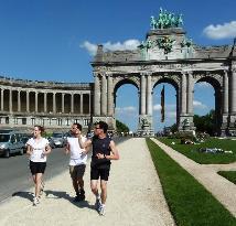 Tours para correr