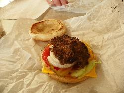 Oma's Jiffy Burger