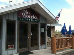 No Worries Cafe and Grill