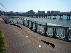 Le parc de Hangang
