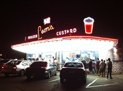 Leon's Frozen Custard Drive-in
