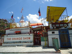 The Orange Show Center for Visionary Art