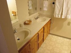 Bathroom in Rm 174