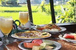 Breakfast at Alam Jiwa- Yummies!