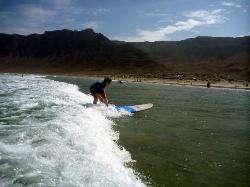 Escuela de surf Lava Flow