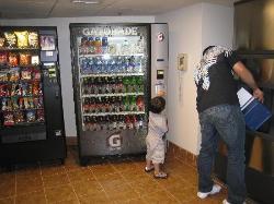 Ice & Snack Room