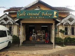 Galle Oriental Bakery.