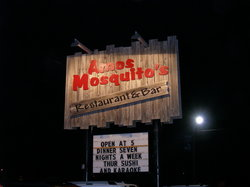 ‪Amos Mosquito's Restaurant and Bar‬