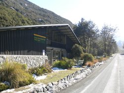 Arthur's Pass National Park Visitor Centre