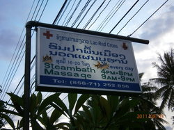 Lao Red Cross Sauna and Massage