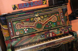 Now that's a piano! NOLA style!