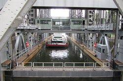 Boat Lift (Schiffshebewerk) Niederfinow