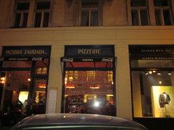 Pizzeria Modra Zahrada