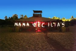 Mama Cecelias Beach Cafe