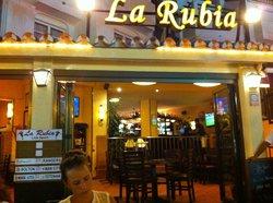 Grand Cafe la Rubia