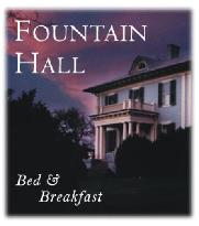 Fountain Hall B&B