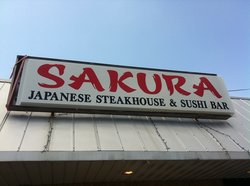 Sakura Japanese Steak House & Sushi Bar