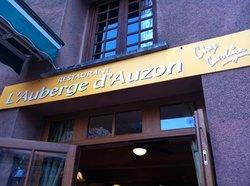 L'Auberge d'Auzon