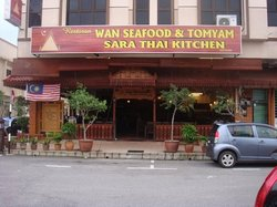Sara Thai Kitchen