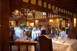 Gallery Restaurant - The Swan Hotel Lavenham