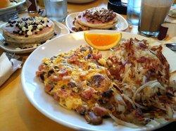 Eggsperience Pancakes