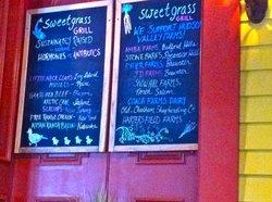 Sweet Grass Grill