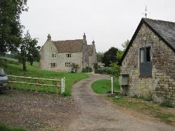 Cools Farm (from the lane)