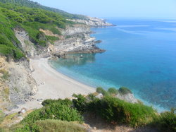 Παραλία Περιβόλι