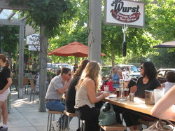 The Wurst Restaurant