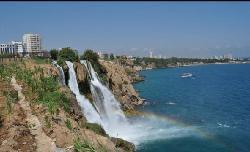 duden falls (Karpuz Kaldiran) ad antalya
