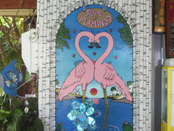 Restaurant Pink Flamingo