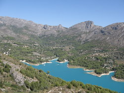 Guadalest Valley