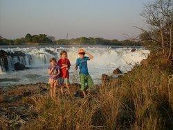 Ngonye Falls